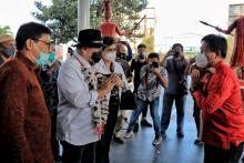 Bunaken Masuk Cagar Biosfir UNESCO, Ini Dukungan Ketua DPD untuk Kemajuan Pariwisata Sulut