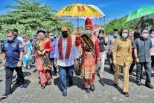 Ketua DPD Siap Perjuangkan Terbentuknya Provinsi Bolaang Mongondow Raya