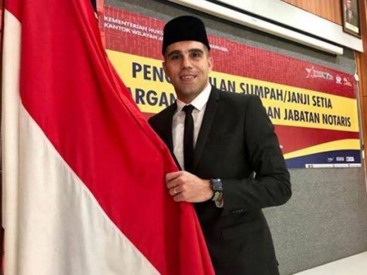 Sah... DPR RI Setujui Permohonan Naturalisasi Dua Atlet WNA