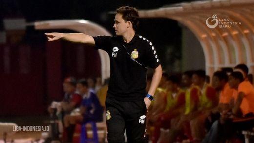 Kalahkan Kalteng Putra FC, Paul Munster: Banyak Peluang Terbuang