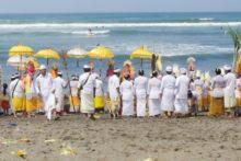 Kearifan Lokal Banyu Pinaruh Bakal Pikat Wisman di Bali
