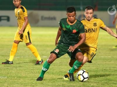 Rahmad Darmawan Nilai Performa Bhayangkara FC Terung Meningkat