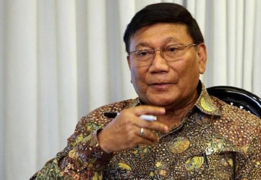 Kabar Duka, Mantan Wakil Ketua DPD RI, Farouk Muhammad Meninggal Dunia