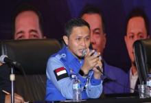 Demokrat Riau Desak Marzuki Alie Berhenti Adu Domba PDIP dan PD