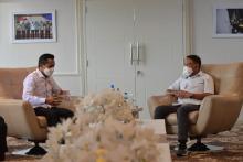 Anindya Laporkan Rencana Munas dan Program PB PRSI