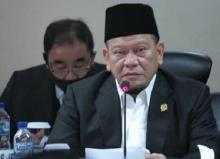 Mantan Wakil Ketua DPD RI Farouk Muhammad Wafat, LaNyalla Sampaikan Duka Cita