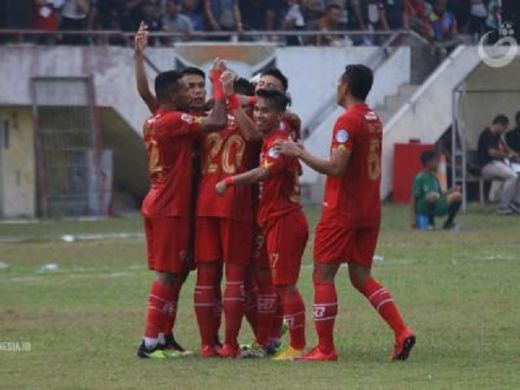 Pemain Kalteng Putra FC Diingatkan Jangan Langsung Berpuas Diri