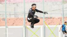 Rambo Bhayangkara FC Latihan di Hutan