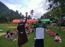Baznas Gelar Gathering Literasi di Kepulauan Meranti