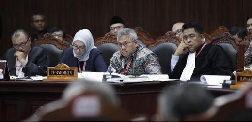 KPU Tolak Perbaikan Permohonan Prabowo di Sengketa Pilpres