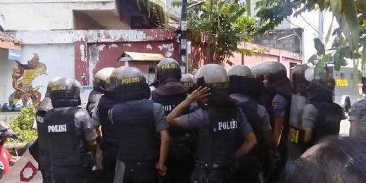 Polisi Arogan Kepung Mahasiswa Papua di Jogja, Setara Institute Mendesak Kapolri dan Pemerintah Bersikap Tegas