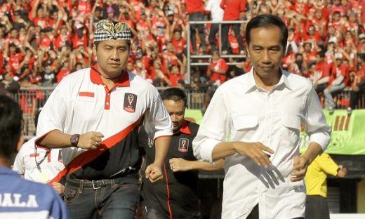 Sukses Gelar Piala Presiden 2019, Maruarar Laporkan Hasil Audit ke Jokowi