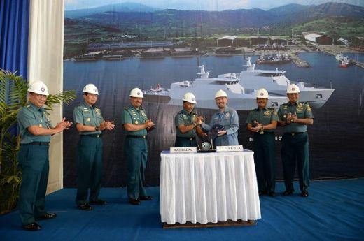 TNI AL Tambah Dua Unit Kapal Patroli Cepat