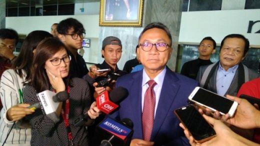 Zulkifli Hasan: Kursi Pimpinan MPR Harus Diselesaikan Lewat Musyawarah