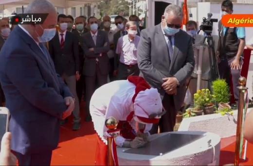 Pandemi Covid-19, Puan Maharani Resmikan Monumen Soekarno di Aljazair Lewat Virtual