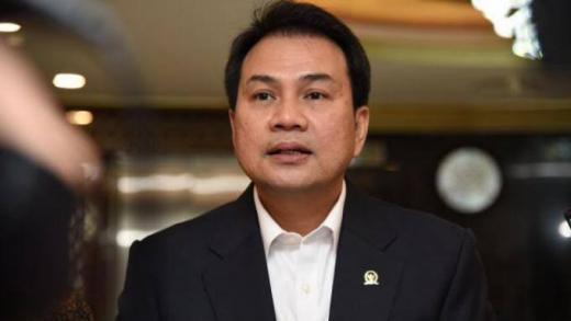 Azis Syamsuddin Bantah Tolak Tandatangani Surat Masuk di Komisi III DPR