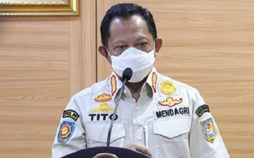 Saat Tegakkan PPKM Darurat, Tito Perintahkan Satpol PP Tak Gunakan Cara Kekerasan