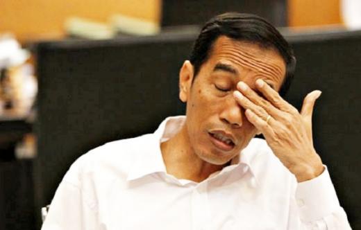 LSI: Kepuasan Warga Terhadap Kerja Jokowi Lawan Pandemi Turun