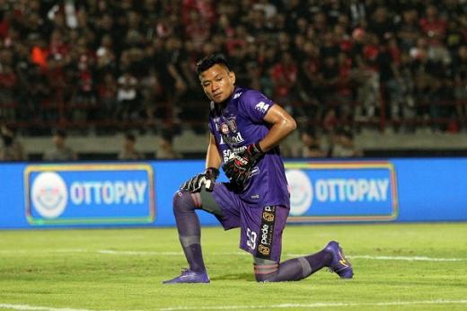 Marcelo Da Silva Puji Kualitas Kiper Bali United FC