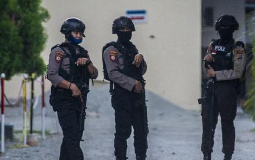 Baku Tembak dengan Polisi di Sulteng, Satu Terduga Teroris MIT Tewas