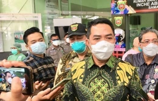 Wali Kota Samarinda Minta Media Tak Buat Panik Masyarakat dengan Berita Covid-19