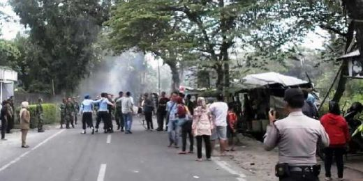 Komisi I DPR:  Panglima Harus Pecat TNI Anarkis di Medan