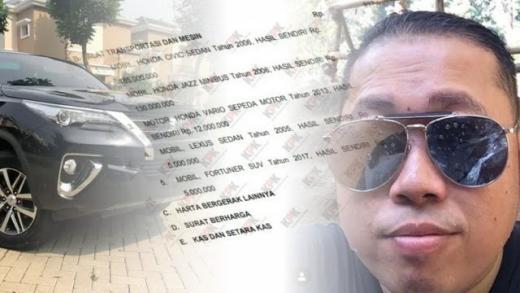 2 Koleksi Mobil Murah Almarhum Jaksa Fedrik, Fortuner & Lexus Harganya Cuma Rp5 juta