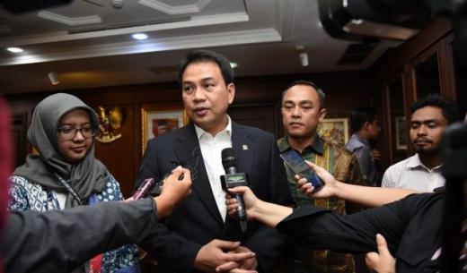 Tanggapi Deklarasi KAMI, Azis Syamsuddin: DPR Selalu Berpedoman kepada Pancasila dan UUD 45