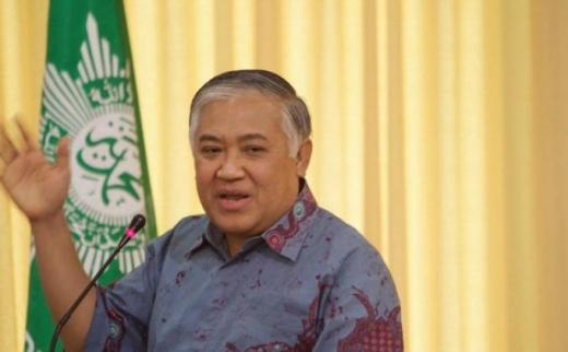 Refly Harun Doakan Inisiator KAMI, Din Syamsuddin Agar Tak Dikejar Pendekar Jahat