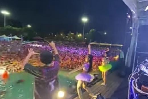 Gelaran Pesta Musik Pantai di Wuhan Menyusul Dibukanya 400an Destinasi Wisata, Bagaimana Harapan di Indonesia?