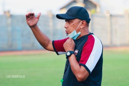 Rahmad Darmawan Akui Madura United FC Butuh Banyak Striker