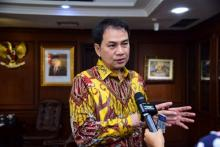 Sengaja Atau Lalai, Azis Syamsuddin: Kebakaran Gedung Kejagung harus Diusut Tuntas