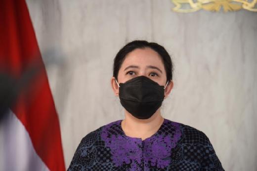 Dugaan Pidana Kebakaran Kejagung, Puan: Tunggu Hasil Penyidikan