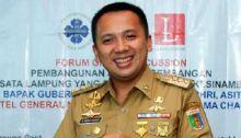 Gubernur Lampung Imbau Petani Tanam Jagung