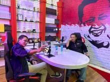 Bamsoet dan Sandiaga Bahas Pengembangan dan Pemberdayaan UMKM Serta Peluang 2024