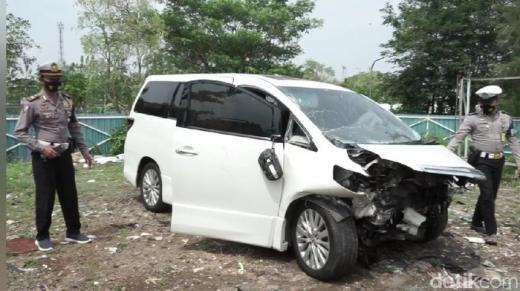 Polisi Sebut Sopir Truk Penabrak Mobil Hanafi Rais Kabur