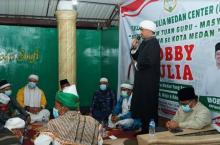 Mantu Jokowi Tampil Kearab-araban jelang Pilkada, Netizen: Mendadak Kadrun Niye...