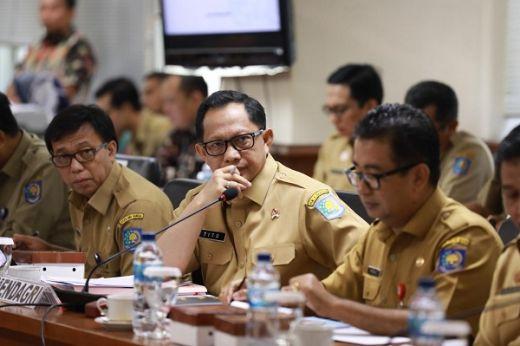 Komite I DPD RI dan Kemendagri Sepakati Penyederhanaan Regulasi agar Ramah Investasi