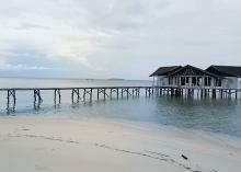 Mau Liburan Serasa di Maldives saat Pandemi, Anda Wajib Datang ke Pulo Cinta
