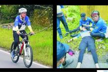 Gowes Sepeda ke Kelok Sembilan, Mantan Sekda Payakumbuh Wafat