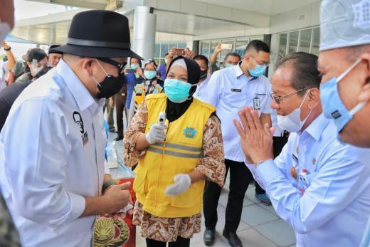 Mantan Pemain Timnas Parlin Siagian Meninggal Dunia, Ketua DPD Turut Berduka