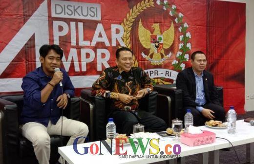 DPD Ingin Diperkuat, Ketua MPR Justru Fokuskan Soal Wakil Golongan dan Pilkada