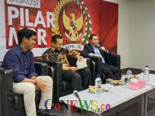 Ingin Penguatan Fungsi DPD, Sultan Najamudin Minta DPR Tak Berburuk Sangka