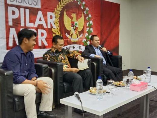 DPD Setuju Usulan Wakil Presiden Mendatang dari Unsur Daerah