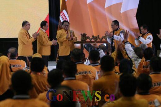 Meski Diberi Mandat Formatur Tunggal, OSO Janji Libatkan Kader Dalam Penyusunan Pemgurus Hanura