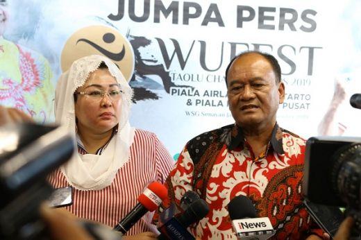 PB WI Cari Atlet Untuk Kejuaraan Dunia Wushu Yunior 2022