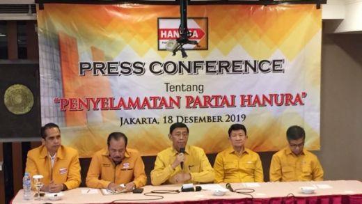 Soal Isu Jual Hanura Rp 200 Miliar ke OSO, Wiranto: Demi Allah Tak Benar Itu