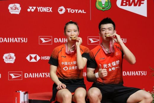 Rajai Gelar Juara, Zheng/Huang Tak Mau Sesumbar Soal Olimpiade Tokyo 2020
