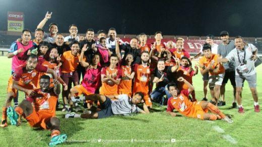 Menang di Laga Terakhir, PBFC Lolos ke 8 Besar Piala Presiden Susul Persib dan Semen Padang