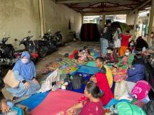 Cek Kondisi Pengungsi Banjir, Legislator PKS Apresiasi Kerja Cepat Aparat DKI Jakarta